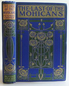 """The Last of the Mohicans, by James Fenimore Cooper. Condemning another Cooper book, Mark Twain argued that the author had ignored the requirement that """"when the personages of a tale deal in conversation, the talk shall ... have a discoverable meaning,"""" & """"remain in the neighborhood of the subject at hand. ... help out the tale, and stop when the people cannot think of anything more to say."""""""
