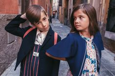 New season, new styles, kids fashion at Shan and Toad for fall/winter 2015