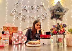 Happt Birthday, Happy Birthday 18th, Birthday Wishes Cake, Birthday Balloons, Surprise Birthday, Birthday Stuff, Birthday Greetings, Happy Birthday Quotes For Friends, Birthday Wishes Quotes