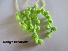 Dony's Creations : Pianta del Rosario  _ pattern free italiano