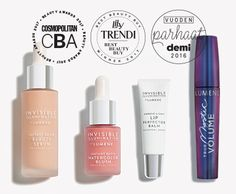 Lumene Beauty Award Winners