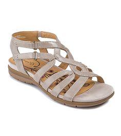 BareTraps Kaylyn Women's Sandals & Flip Flops Taupe Size 6.5 M (BT24817)