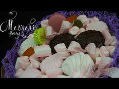 Флористика Букет из Зефира и Маршмэллоу (Мастер класс) Bouquet of marshmallows - YouTube