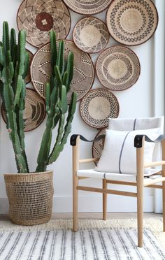 boho home accessories Tonga Wicker Wall baskets Binga African Tribal Baskets Baskets On Wall, Wicker Baskets, Picnic Baskets, Home Decor Baskets, Home And Deco, Geometric Designs, Geometric Shapes, Bohemian Decor, Bohemian Style