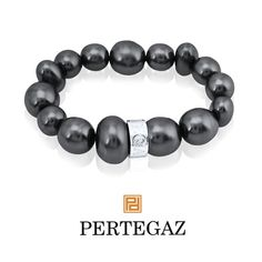 Pulsera Melka. #pulsera #regalosdemepresa #artículospromocionales Beaded Bracelets, Jewelry, Key Fobs, Logos, Pearls, Cases, Rings, Crystals, Bangle Bracelets