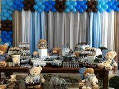 decoração aniversario menino - Pesquisa Google