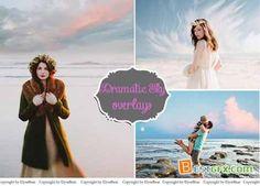 Creativemarket 60 Dramatic Skies Photo Overlays JPG 130127