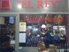 El Rey :: Jambonnerie Bar à vin