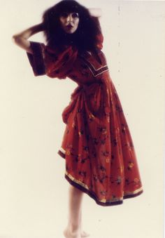 Kate Bush is awesome. She is responsible for one of my all-time favorite music video performaces. Lou Doillon, Jane Birkin, Françoise Hardy, Mode Inspiration, Style Icons, Beautiful People, Vintage Fashion, Vintage Beauty, Glamour