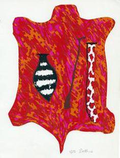 Fook Book 13 Walter Battiss, Lovers Art, Contemporary Art, Appreciation, Wallpaper, Book, Painting, Wallpapers, Painting Art