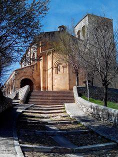 Iglesia de San Salvador, Sepúlveda, Segovia
