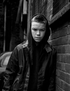 """Will Poulter-He did so good in Maze Runner. Although it was sad he was bad and died :""""""""("""