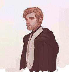 Star Wars Clone Wars, Star Trek, Daddy, Star Wars Fan Art, Star War 3, Star Wars Humor, Love Stars, Obi Wan, Tentacle