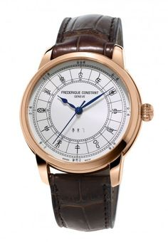 35 best Frederique Constant - Timepieces images on Pinterest   Men s ... 8f3e3ec7c9c