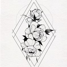 Peonies: Luke Artistry #tattooart #peonies #tattoo #drawing #digitalart #floralart