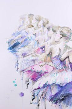 ☆ Colorful Elegance :¦: Artist Sara Riches ☆