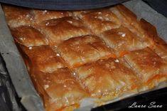 Placinta cu dovleac | Retete culinare cu Laura Sava - Cele mai bune retete pentru intreaga familie No Cook Desserts, Goodies, Food And Drink, Bread, Mai, Sweet Dreams, Cooking, Banana, Sweet Like Candy
