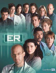 E.R. - Medici in prima linea in streaming