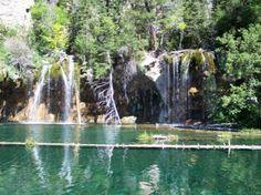 Hanging Lake Glenwood Springs, CO.