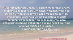 Arcángel Chamuel | Llama Rosa | Llamado Angelical