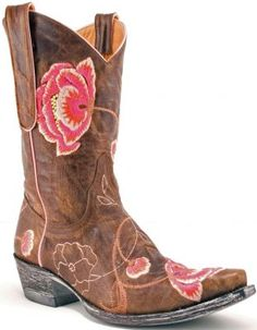Another great pair of boots for Spring - Old Gringo Marsha Boots