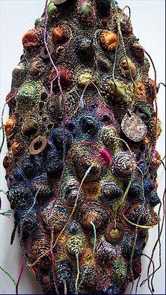Gordana Brelih, fiber artist extraordinaire