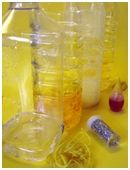 Increase your preschooler's observation skills with this fun and colorful science experiment!