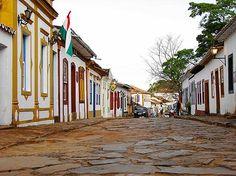 Tiradentes - Brasil