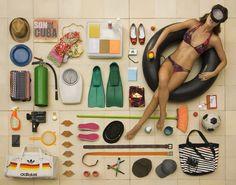 Los básicos para estas vacaciones por Eduardo Hernández, diseñador mexicano originario de Monterrey, Nuevo León.