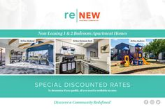 Are you looking for an affordable, renovated apartment community in #Midland, TX? Look no further! Contact us today to learn more about our special discounted rates: Offer is also valid at our sister communities ReNew Fairmont Park and ReNew Andrews. Fairmont Park, Apartment Communities, 2 Bedroom Apartment, West Midlands, This Is Us, Community, Tours, Communion