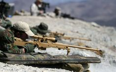 ACCURACY INTERNATIONAL sniper rifle weapon gun police military (8) wallpaper background