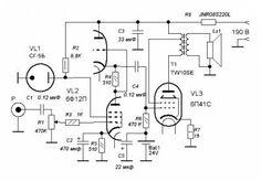 Ламповый однотактный УНЧ в классе А. - Форум по электронике