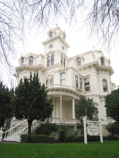 The Governor's Mansion State Historic Park, located in Sacramento, California:  www.steampunktendencies.com http://www.parks.ca.gov/?page_id=498