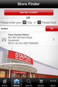 Staples takes on international market with new mobile app