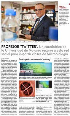 Profesor de microbiología en Twitter Hash Tag, Classroom, Internet, Learning, Twitter, Female Doctor, Teacher, Science, Teaching