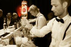 Busy night with Havana Club