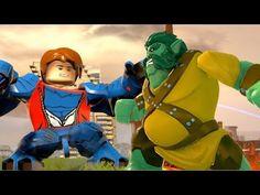 66 Best LEGO GAMING images in 2019   Game, Lego marvel super