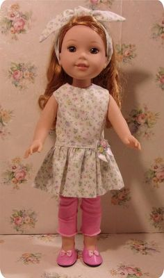 Wellie Wishers Doll Clothes