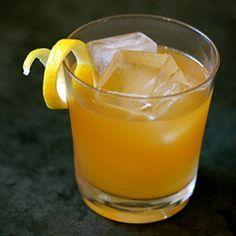 Tommy Gun Cocktail