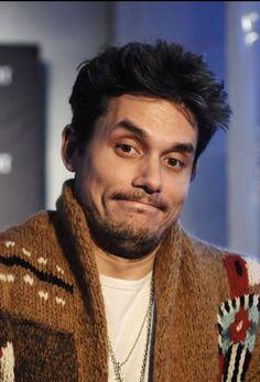 John Mayer lookin' sassy