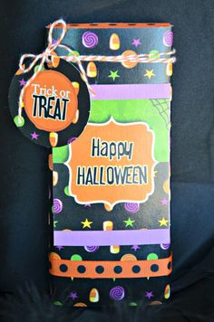 Bird's Party Blog: DIY Halloween Candy Bar Wrappers!