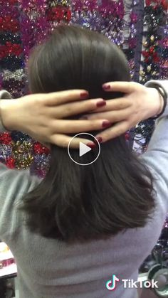 Recently, I have taught you how to send a tutorial. Recently, I have taught you how to send a tutorial. Braided Hairstyles, Wedding Hairstyles, Cool Hairstyles, Indian Bridal Hairstyles, Modern Hairstyles, Medium Hair Styles, Curly Hair Styles, Hair Upstyles, Hair Videos