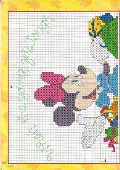 Gallery.ru / Фото #25 - Disney a punto croce Nº06 - Chispitas