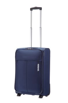 American Tourister AT Toulouse 2.0 Upright S Strict Navy Blue