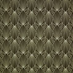 A robustly constructed, luxurious small scale geometric. Cabaret is influenced by Art Deco architecture and uses lurex yarns for added glamour. Art Deco Fabric, Cabaret, Architecture, Wallpaper, Yarns, Composition, Scale, Glamour, Cotton