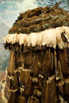 Museum of The Cherokee Indian, Cherokee, NC by Xavier de Jauréguiberry, via Flickr