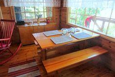 Corner Desk, Entryway Tables, Cottage, Furniture, Home Decor, Corner Table, Decoration Home, Room Decor, Cottages