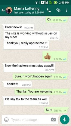 One of our client appreciates about our support. Its been one year ago we launched her web application. #support #customerisking #Nextbrain