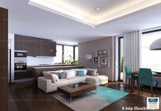 Napfényes, csendes, belső kertre néző, nappali+hálószobás lakás. Sasad legkedveltebb ingatlanfejlesztésének legújabb üteme elindult! A...