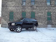 Hot Rod Trucks Dodge Lifted Cool Chevy Yukon 2 Door Tahoe Chevrolet Clic
